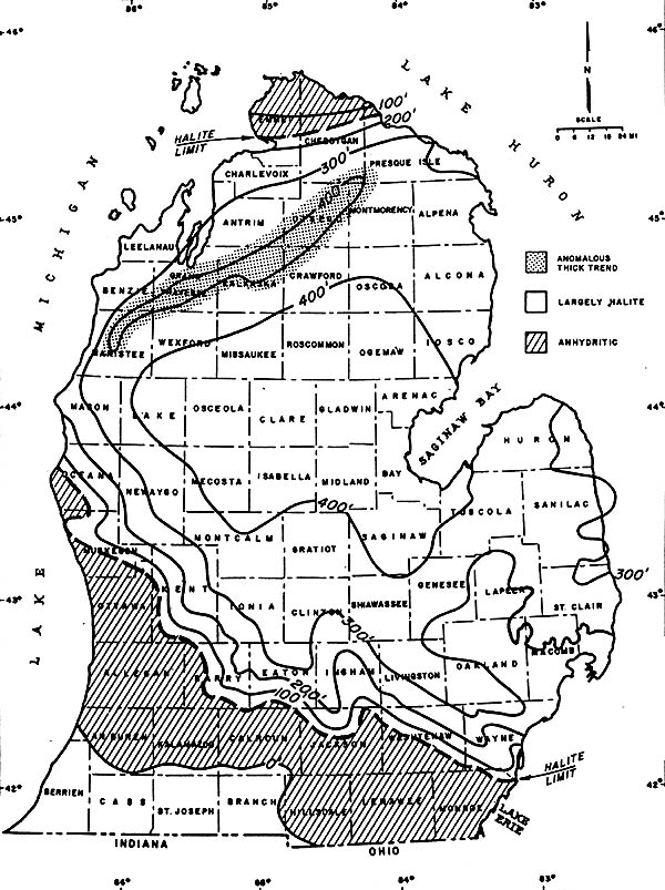 Image Result For Michigan Map