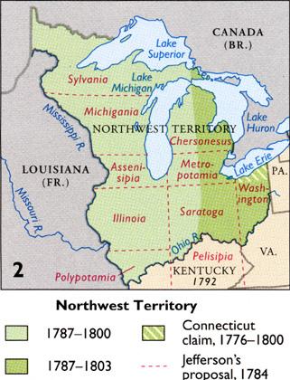 Us Northwest Territory Map Northwest Territories