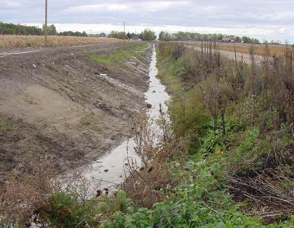 Soil Drainage