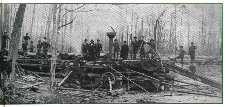Railroad Logging